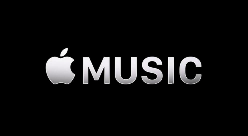 Apple radio logo